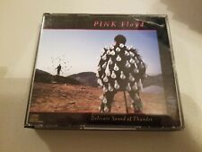Delicate Sound of Thunder by Pink Floyd (CD, Nov-1988, 2 Discs, Columbia (USA))