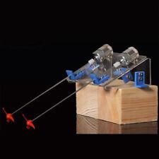 Boat Toy Kit Propeller Motor Shaft Model RC Hobby Learning Hand Watercraft S150