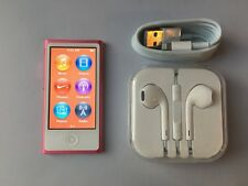 Apple iPod nano 7th Generation Light Pink (16gb)