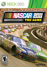 NASCAR The Game 2011 Xbox 360 New Xbox 360