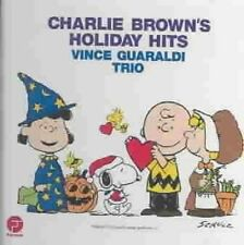 Vince Trio Guaraldi Charlie Browns Holiday Hits CD 2006