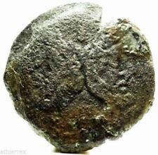 Roman Republic (C.Cluvius Saxula) AS-Janvs/prow