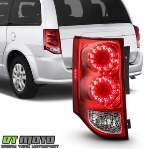 2011-2019 Dodge Grand Caravan Factory LED Tail Light Brake Lamp Left Driver Side