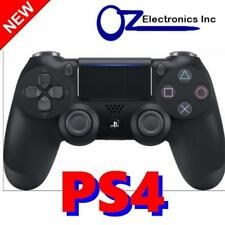 Sony PS4 Playstation Wireless Dualshock Controller BLACK Genuine Original