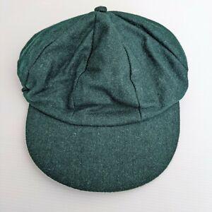 Greg Chappell Cricket Wool Blend Baggy Green Classic Australia Cap Hat