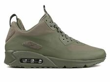 NIKE AIR MAX 90 SNEAKERBOOT SP MENS SIZE 13 STEEL GREEN 704570 300 PATCH NIKELAB