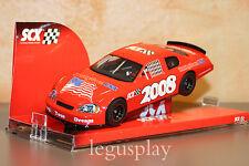 "Slot SCX Scalextric 63430 Chevrolet Monte Carlo ""HobbyTown USA""  2008 - New"