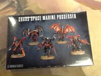 Chaos Space Marines  Possessed 40K Warhammer Sealed