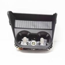 BMW X3 F25 Centrale Anteriore Console Porta Tazza 51169184496 9184496 LHD Nuovo