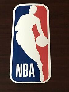 2x NBA Sports Logo Laptop Window Car Bumper Vinyl Decals Stickers