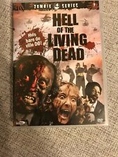 Hell of the Living Dead - Uncut Version - DVD VGC & Fast Free Postage