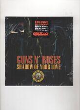 Guns N Roses - Shadow of Your Love (red Vinyl 7 Inch) (2018 RSD Black Friday Ltd