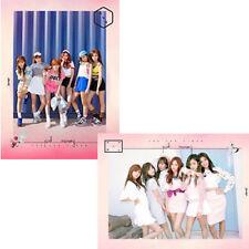 APINK [PINK MEMORY] 2nd Album WHITE/RED RANDOMVer CD+Photobook+Photocard