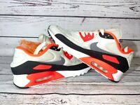 Nike Air Max 90 Ultra SE Running Shoes Grey 845039-006 Size 11