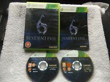 RESIDENT EVIL 6 XBOX 360 FAST POST ( action, FPS & survival horror game )