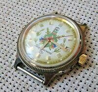 Vintage Soviet Watch Vostok 2414 Pogranichnye Border wristwatch USSR