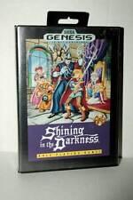 SHINING IN THE DARKNESS GIOCO USATO SEGA GENESIS EDIZIONE AMERICANA SC2 44408