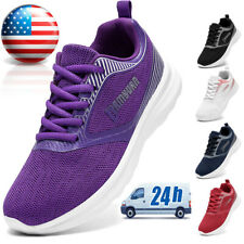 Women's Casual Running Sneakers Tennis Sport  Lightweight Athletic Shoes Walking