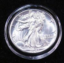 1941 Walking Liberty Half Dollar Gem BU Blast White Superb Luster #Dsh7