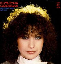 LP von Krystyna Giżowska - Nie było Ciebie tyle lat