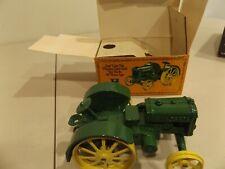 """JOHN DEERE  """"D""""  in  early  box  TRACTOR"""