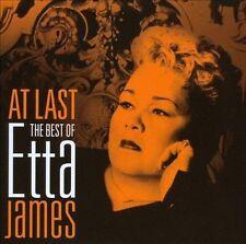 At Last: The Best of Etta James by Etta James (CD, Feb-2011, Sony Music...