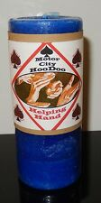 4 Pack Helping Hand CANDLE Wiccan Pagan Magic COVENTRY Creations Hoo Doo Pillar