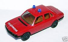 MICRO HERPA HO 1/86 1/87 BMW 528 I POMPIERS a
