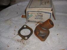 1955-1956 chevrolet radiator water neck inlet belair
