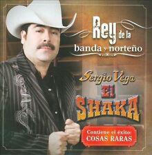 FREE US SHIP. on ANY 2 CDs! ~Used,VeryGood CD Vega, Sergio: Rey De La Banda Y No