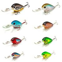 Lucky Craft Clutch DR Crank CrankBait Fishing Lures 6.6g / 42mm / Depth 1.5-2.5m