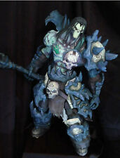 "Darksiders Horseman of Apocalypse Death  Paper Model Kit 30""=75cm tall"