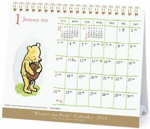 Winnie The Pooh Calendar Indiana Collectible Calendars Current Next Year For Sale Ebay