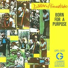 DOCTOR ALIMANTADO - Born for a Purpose - 1987 Greensleeves CD