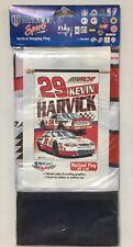 "Kevin Harvick 29 NASCAR Indoor/Outdoor Vertical Hanging Banner Flag 27""x41"""