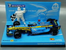 "1/43 Minichamps ""MICHELIN"" RENAULT F1 R25 #5 F.ALONSO WORLD CHAMPION 2005"