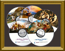 OLD MASTER PAINTINGS ART PRINT-MAKING BUSINESS - 1200+ UNIQUELY-RESTORED IMAGES!