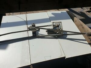 SMART FORTWO 2003 COMPLETE WIPER MOTOR