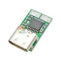 USB Type-C PD2.0 3.0 to DC Decoy Fast Charge Trigger Poller Detection Module
