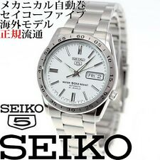 Seiko 5 Men's SNKD97J1 Stainless Steel Automatic 21 Jewels Watch Made In Japan