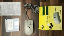 ✨ XT / AT 3 key Mouse Maus serial Retro PC incl. Driver NOS boeder BitStar✨