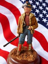 90mm RealModel - US cavalry scout 1870 peinture fine - pro painted