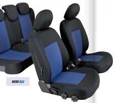 COPRISEDILI NERO/BLU BMW SERIE 3 4P/SW 05>12 FODERA1962 PROMO