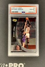 1998 Upper Deck Ionix Basketball Michael Jordan #6 PSA 10