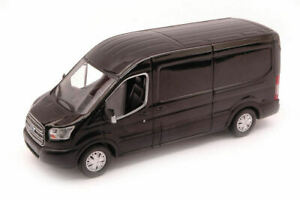 Model Truck Scale 1:43 Ford Transit 2015 diecast vehicles Collection