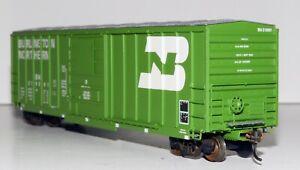 ExactRail 1601-1 Burlington Northern BN 219301 Evans 5277 Single Door Box Car