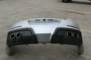 VF HSV Clubsport GTS Senator rear bumper - genuine with exhaust outlets