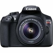 NEW!  Canon EOS Rebel T6 DSLR Camera w/ EF-S 18-55mm f/3.5-5.6 IS II Lens Kit