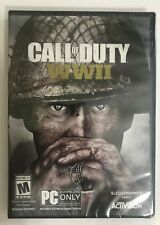 Call of Duty WWII WW2 PC 2017 Brand New Sealed Download only !!