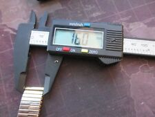 WATCH STRAP/ MAGNETIC EXPANDER  USED